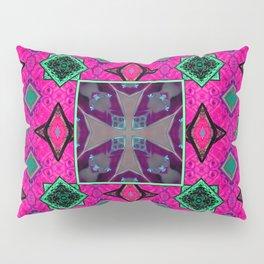 Maltese Cross Pillow Sham