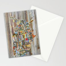 Greetings From Stationery Cards