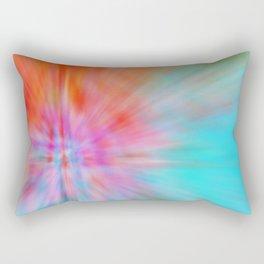 Abstract Big Bangs 002 Rectangular Pillow