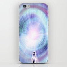 The Search of Light iPhone & iPod Skin
