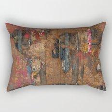 Transition Era Rectangular Pillow