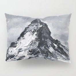 Matterhorn painting Pillow Sham