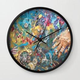 Surreal Dreams Wall Clock
