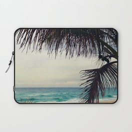 Sea and Palm  Laptop Sleeve