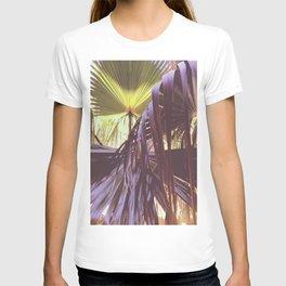 Tropical leaves, Spain. T-shirt