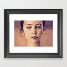 A memory II Framed Art Print
