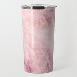 Rose Quartz I Travel Mug