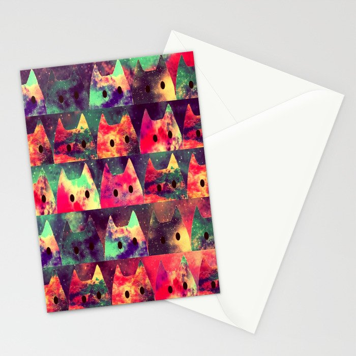 cats-131 Stationery Cards