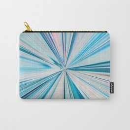 426 - Abstract grass design Carry-All Pouch