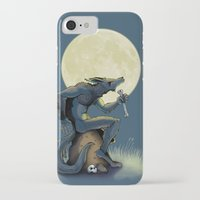 werewolf iPhone & iPod Cases featuring Werewolf! by drubskin