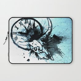 Where Did the Time Go? Laptop Sleeve