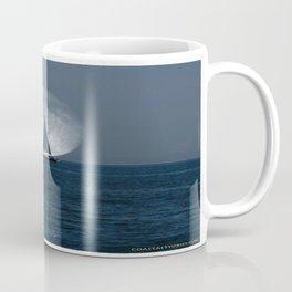 Full Moon Sailing Coffee Mug