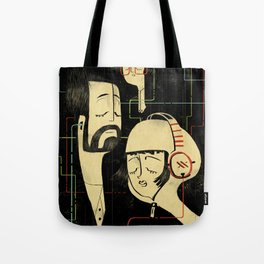乐 Music v.2 / Vintage / Musicians Tote Bag