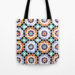 Oriental pattern Tote Bag