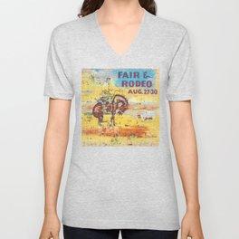 Fair & Rodeo Unisex V-Neck
