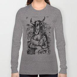 Minotaur Lisa  Long Sleeve T-shirt