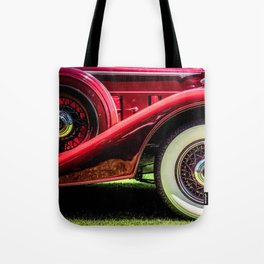 The Thirties Tote Bag
