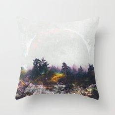 Always follow your heart Throw Pillow