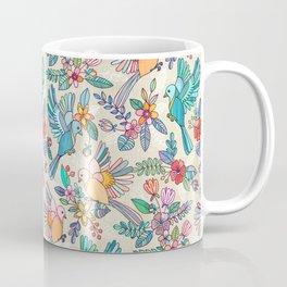 Whimsical Summer Flight Coffee Mug