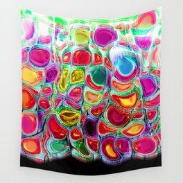 Slipping & Sliding - Joyful Pattern #society6 #lifestyle Wall Tapestry