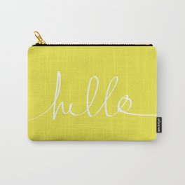 Hello x Sunshine Carry-All Pouch