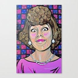 Eunice Harper Higgins Canvas Print