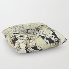 Blooming Floor Pillow