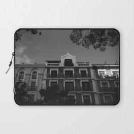 Evening in Madrid Laptop Sleeve