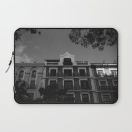 Evening in Madrid Laptop Sleeve