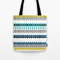 golf Tote Bags featuring Golf by Simi Design
