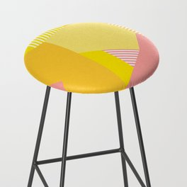 Peachy to the Max Bar Stool