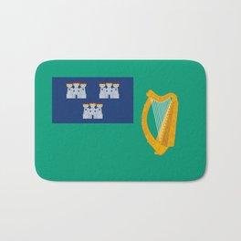 Flag of Dublin Bath Mat