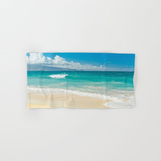Hawaii Beach Treasures Hand & Bath Towel