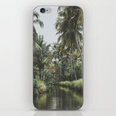 Cochin, India iPhone & iPod Skin