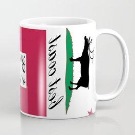 Best Coast By Avte Clothing. Coffee Mug
