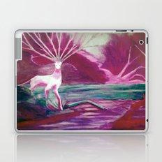 Forest Saint color version Laptop & iPad Skin