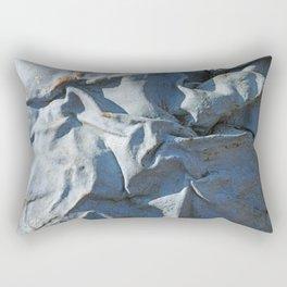 Metal Found Rectangular Pillow