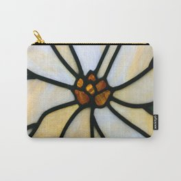 Glass flower Carry-All Pouch