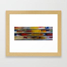 Cereal Aisle Framed Art Print
