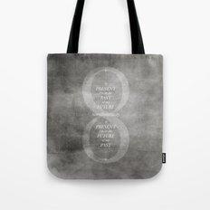 Continuum [BW VER] Tote Bag