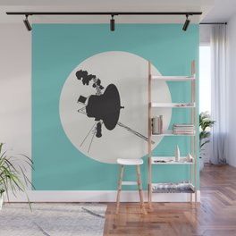Voyager 1 Wall Mural