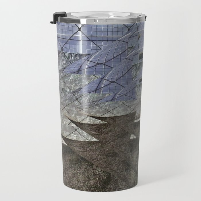 Condensation Travel Mug