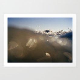 OceanSeries37 Art Print