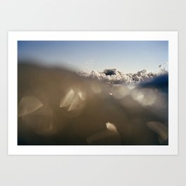 OceanSeries37 Art Print