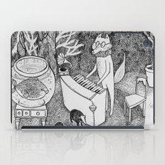 Fox Piano iPad Case