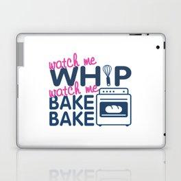 WATCH ME BAKE BAKE Laptop & iPad Skin