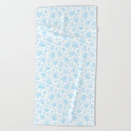 Diamond Pattern Beach Towel