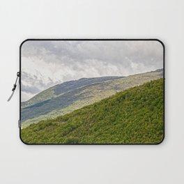 Umbrian hills Italy Laptop Sleeve