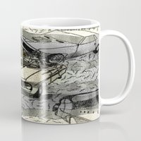 venus Mugs featuring VENUS by Design Gregory