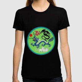 Dragons Chase T-shirt